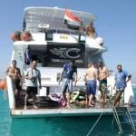 boat details sea king croisiere safari kitesurf egypte